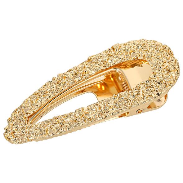Haarspange - Gold Fluid