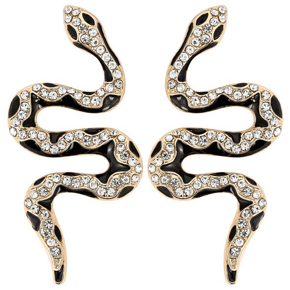 Ohrstecker - Sparkling Cute Snake