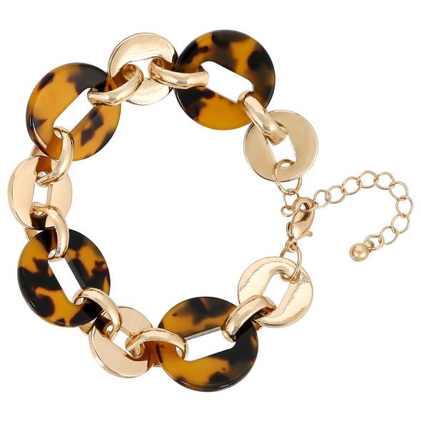 Armband - Round Marble