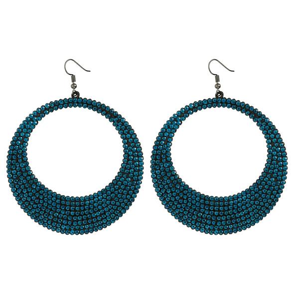 Ohrhänger - Blue Sparkle