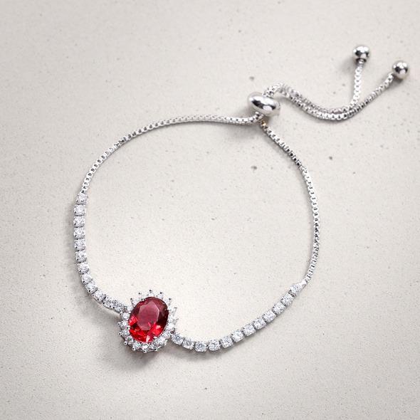 Armband - Fancy Ruby