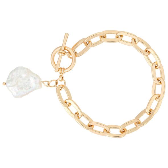 Perlenarmband - O Shape