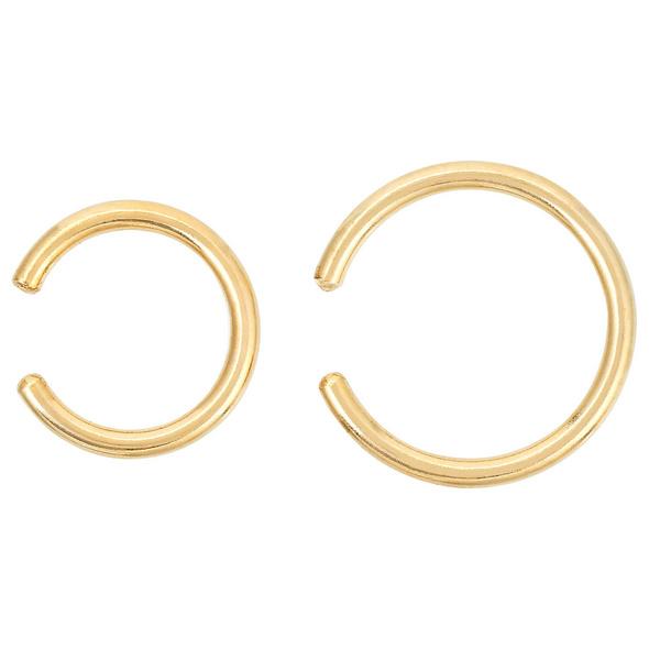 Earcuff - Golden Circle