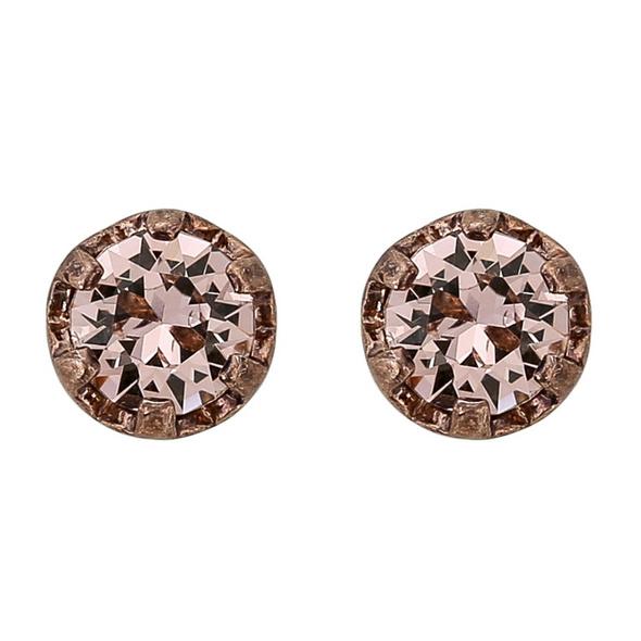 Set - Antik-Rosé Stones
