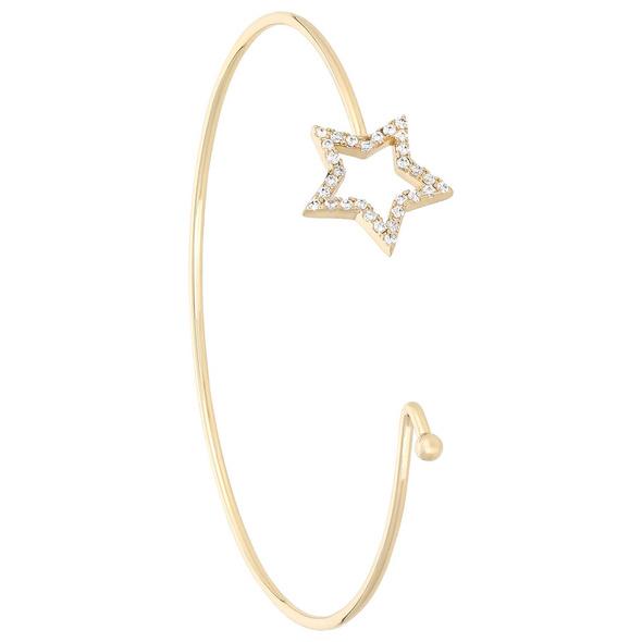 Armspange - Cubic Star