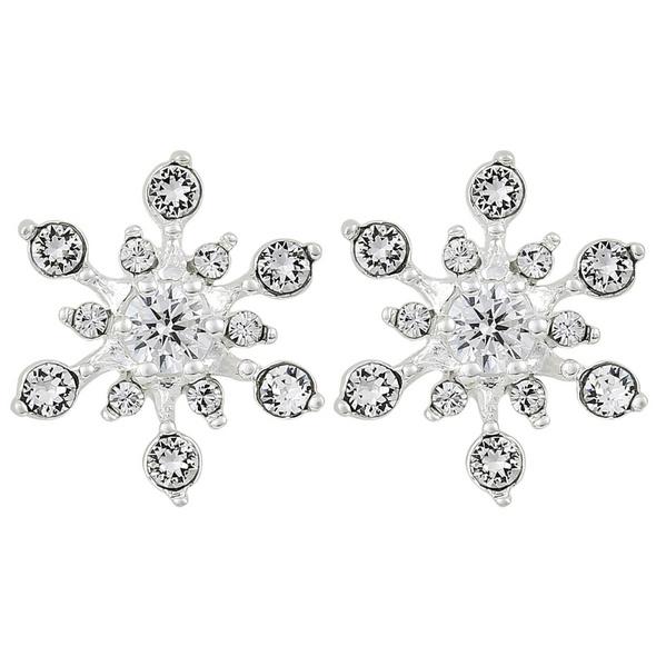 Ohrstecker - Crystal Snow