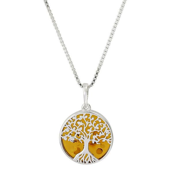 Kette - Amber Tree