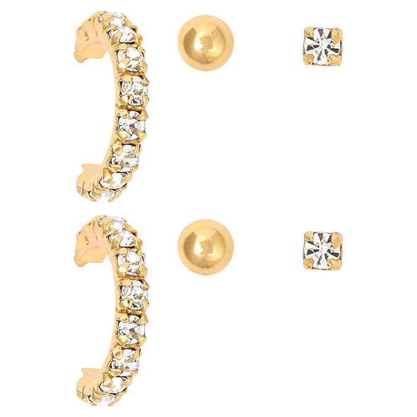 Ohr-Set - Small Bling
