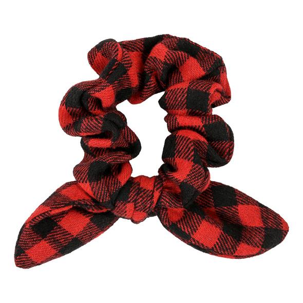 Haargummi -  Scottish Red