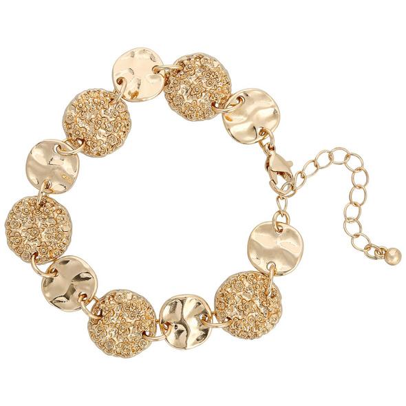 Armband - Gold Fluid