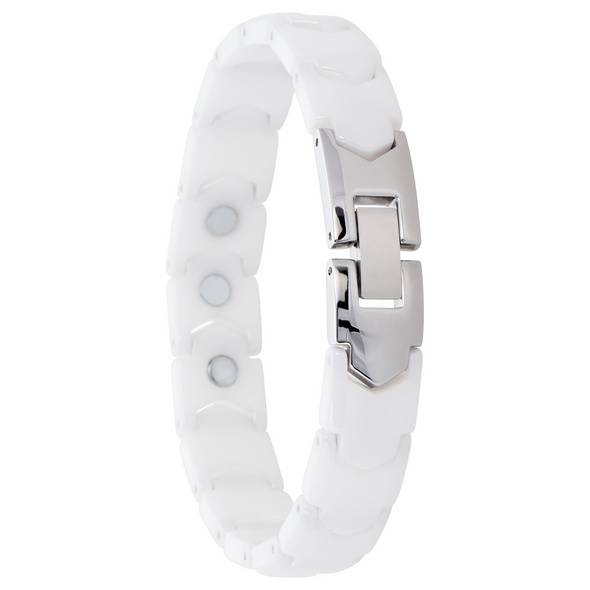 Armband - White Miga