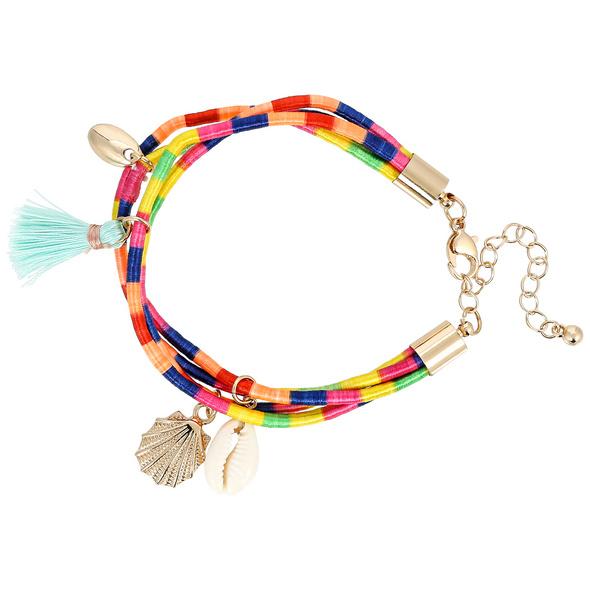Armband - Rainbow Blocks