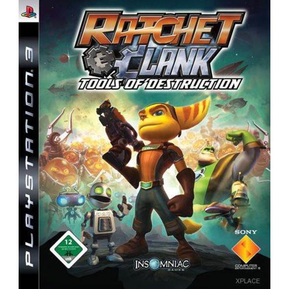 Ratchet & Clank - Tools of Destruction