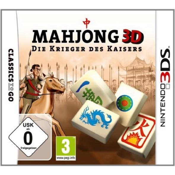 3DS Mahjong Krieger des Kaiser