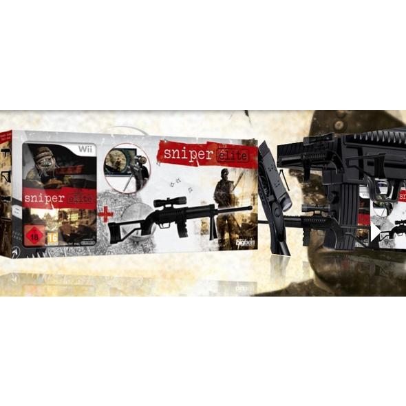 Snipers inkl Sniper Gun