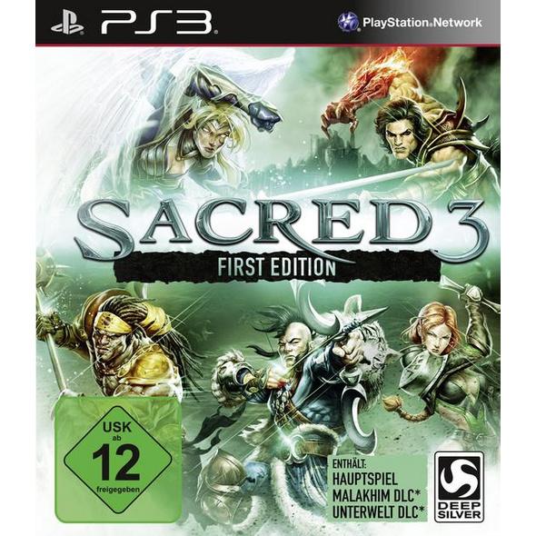 Sacred 3 1st Edition