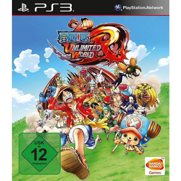 One Piece Unlimited World Red - Strohhut Edition
