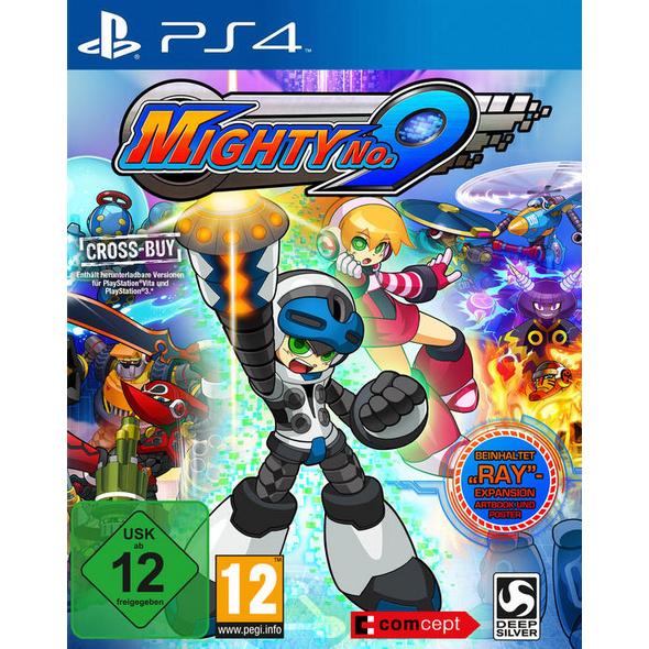 Mighty No.9 - Ray-Edition