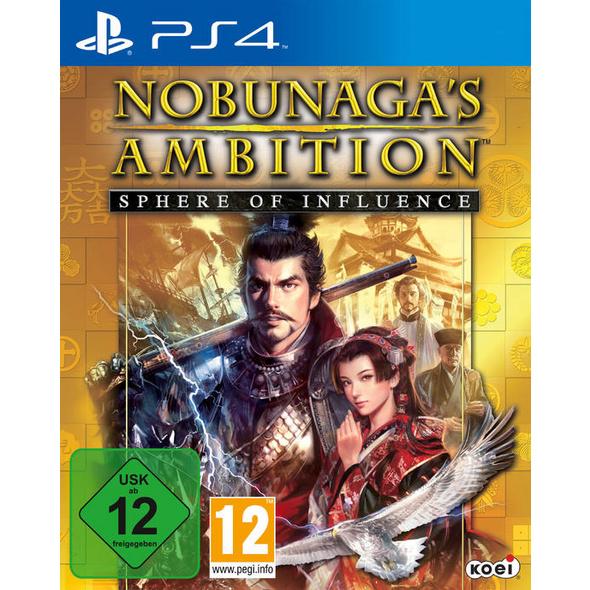 PS4 Nobunagas Ambition Sphere