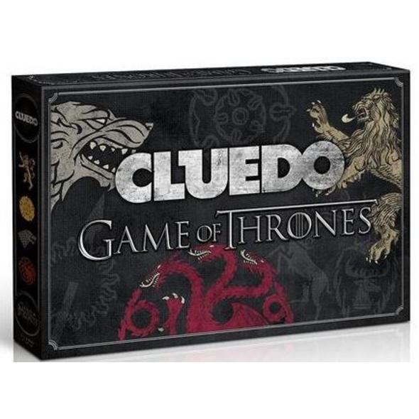 Game of Thrones - Cluedo