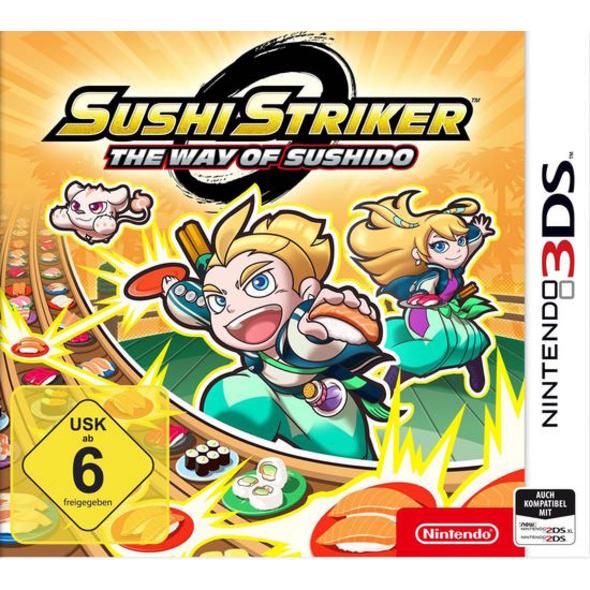 Sushi Striker - The Way of Sushido
