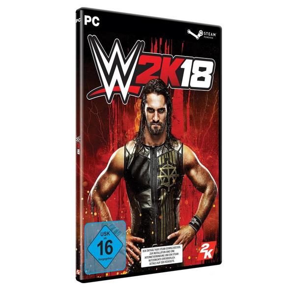 WWE 2K18 (Code in a Box-Version)