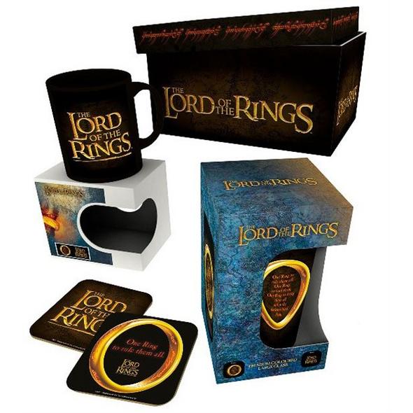 Herr der Ringe - Geschenkbox One Ring