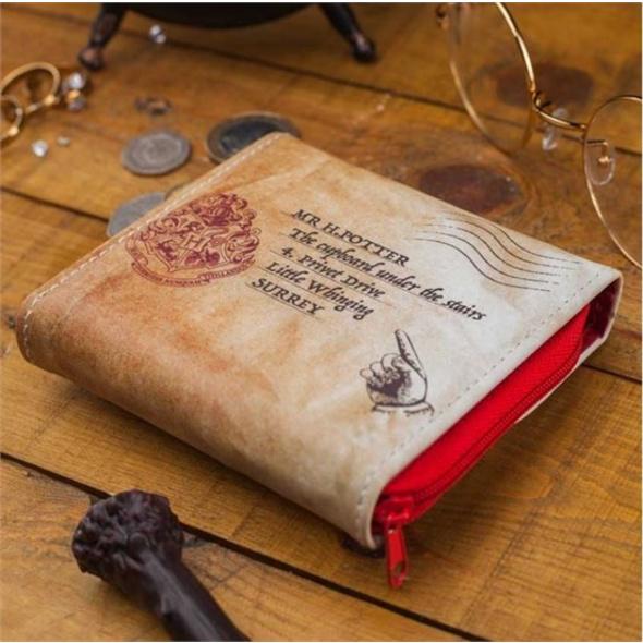 Harry Potter - Portemonnaie Hogwarts Brief