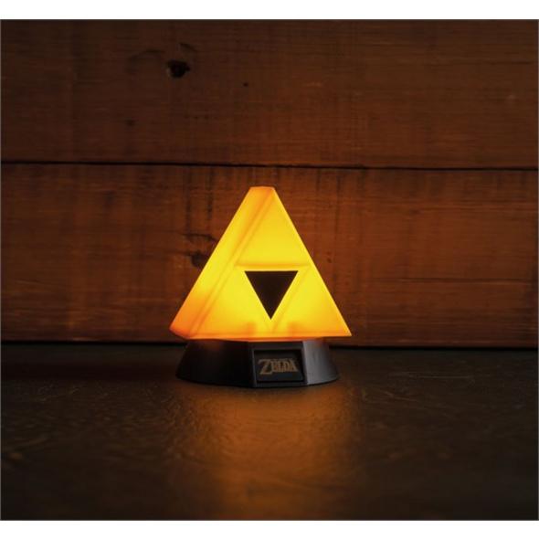 The Legend of Zelda - Leuchte Triforce 3D