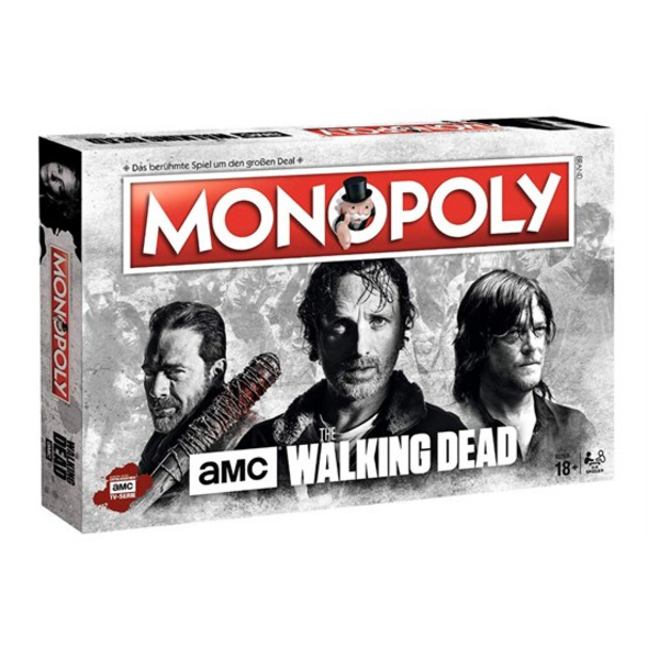 The Walking Dead - Monopoly