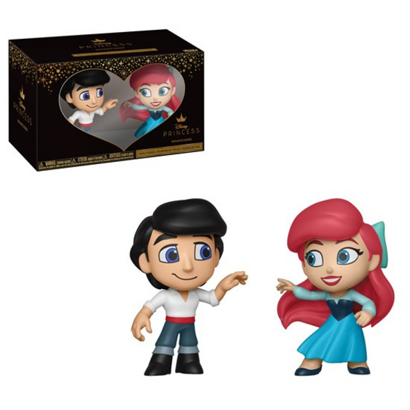 Disney - Vynl Figur Ariel & Eric
