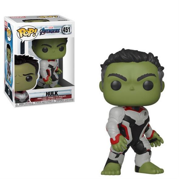 Marvel Avengers Endgame - POP!-Vinyl Figur Hulk