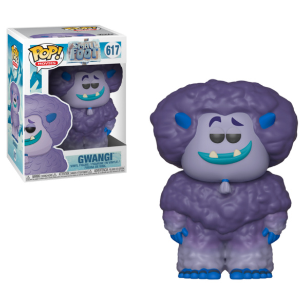 Small Foot - POP!-Vinyl Figur