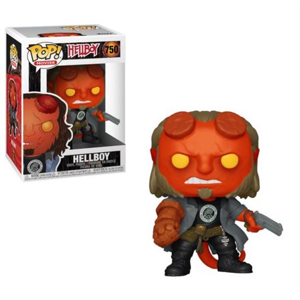Hellboy - POP!-Vinyl Figur Hellboy