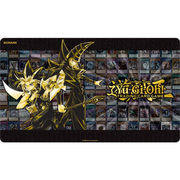 Yu-Gi-Oh! Trading Card Game: Golden Duelist Collection Game Mat