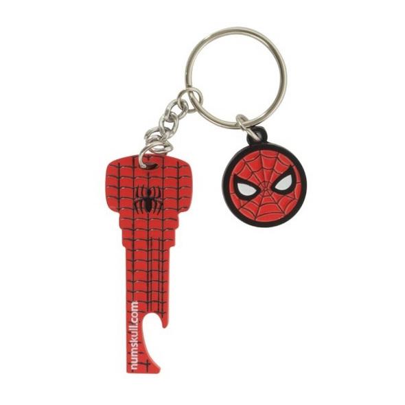 Marvel Spider Man - Schlüsselanhänger + Flaschenöffner