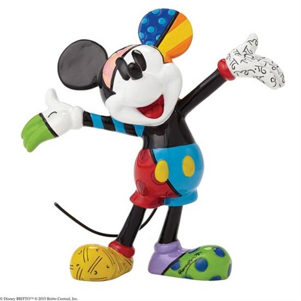 Disney - Figur Mickey Mouse Mini