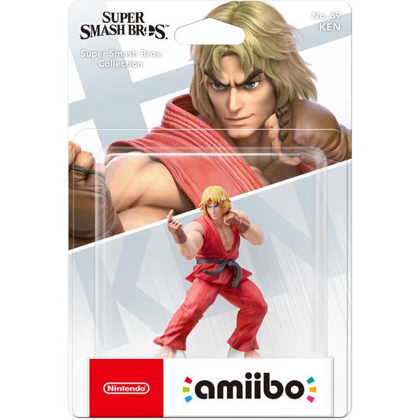 amiibo Figur Smash Ken