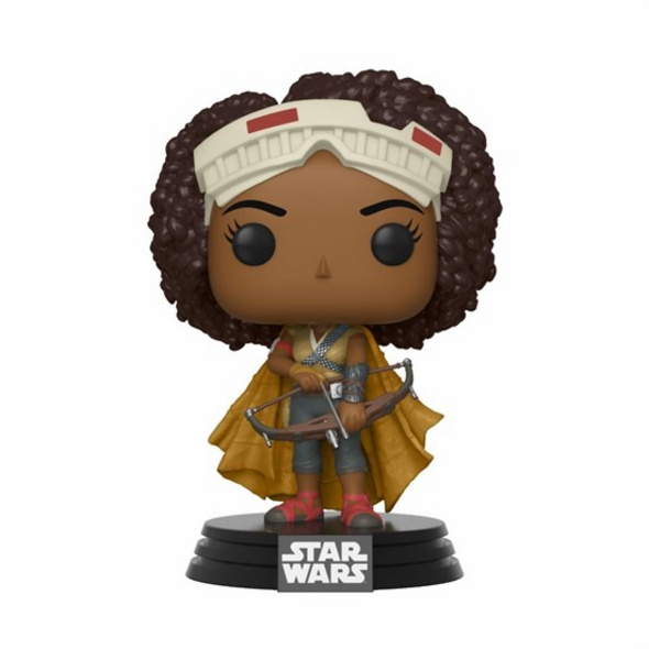 Star Wars: Episode IX  - POP!-Vinyl Figur Jannah