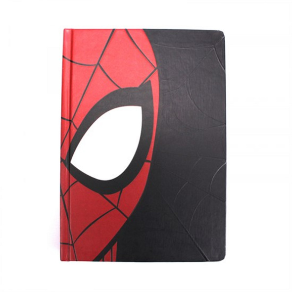 Marvel Spider-Man - Notizbuch