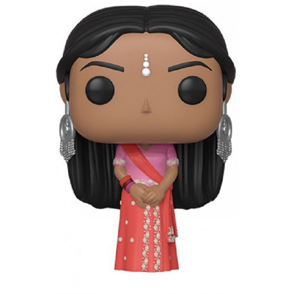 Harry Potter - POP!-Vinyl Figur Weihnachtsball Padma Patil