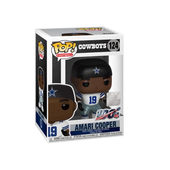 NFL - POP!-Vinyl Figur Cowboys Amari Cooper