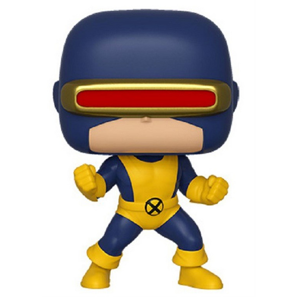Marvel 80ter Jahrestag - POP!- Vinyl Figur Cyclops (Erster Auftritt)