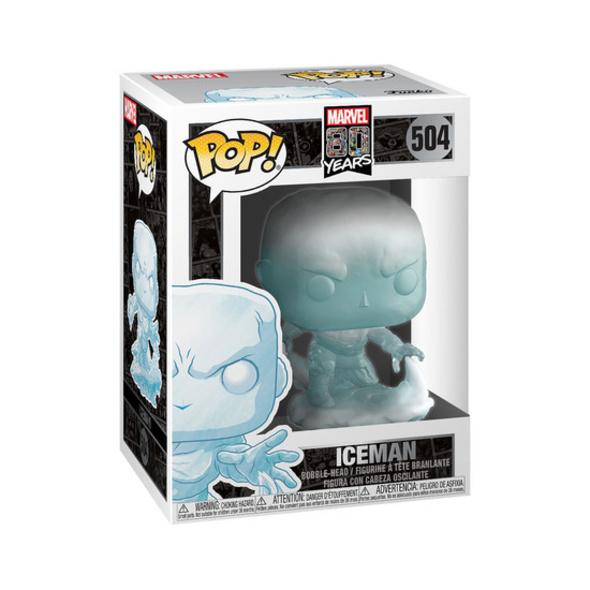 X-Men - POP!- Vinyl Figur Iceman (Erster Auftritt)