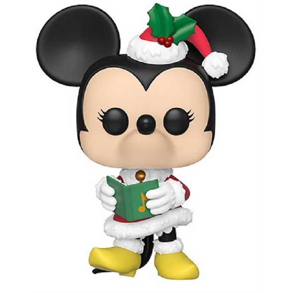 Disney Weihnachts - POP!-Vinyl Figur Minnie