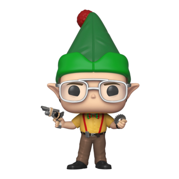 The Office - POP!- Vinyl Figur Dwight als Elf