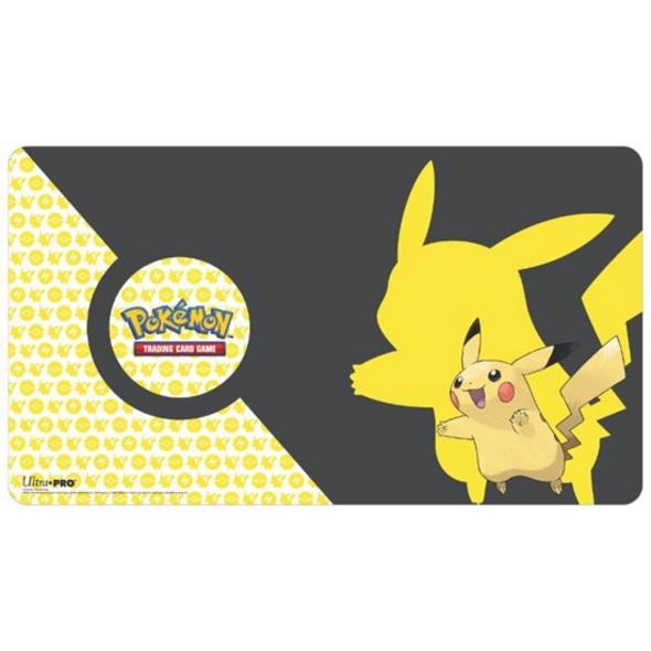Pokémon Sammelkartenspiel: Spielmatte Pikachu