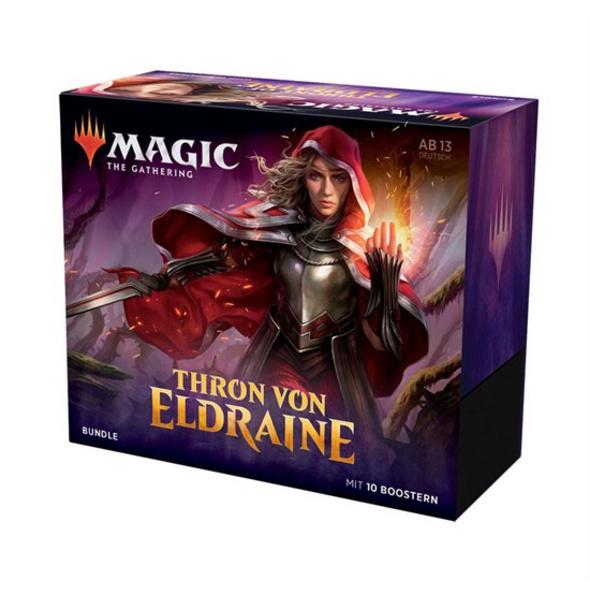 Magic the Gathering: Thron von Eldraine Bundle deutsch