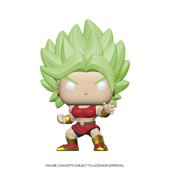 Dragon Ball Super - POP!-Vinyl Figur Super-Saiyajin Kale