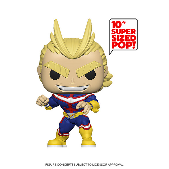 My Hero Academia POP!-Vinyl - Figur - All Might